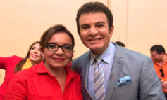 """Xiomara Castro de Zelaya: """"Los que están en ese diálogo no me representan"""""""