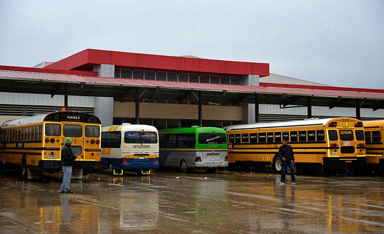 Mañana abren la plaza comercial y terminal de buses