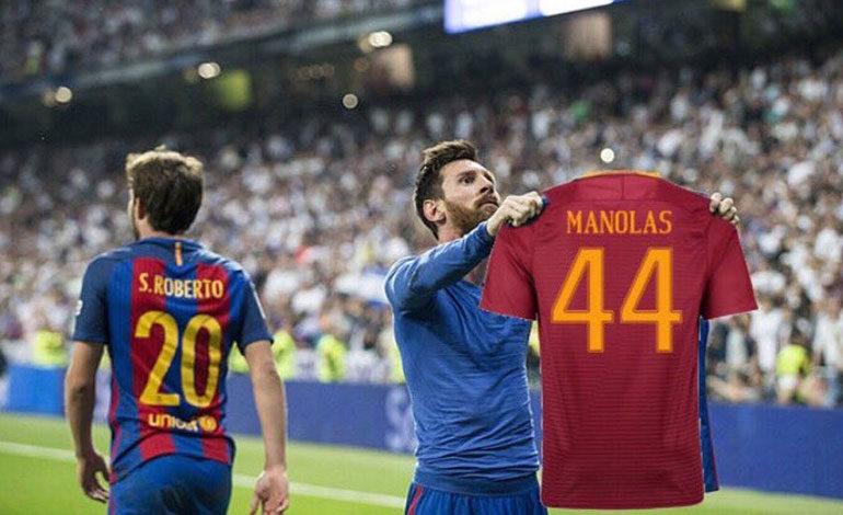 ¡Los memes tras la eliminación del Barcelona!