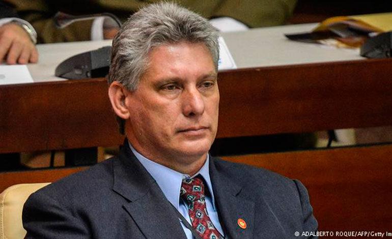 Díaz-Canel, propuesto como presidente de Cuba en sustitución de Raúl Castro