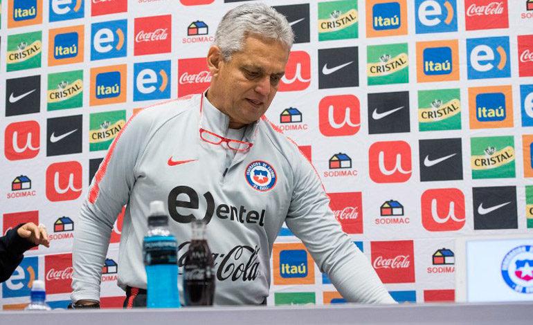 Rueda critica ausencia de jugadores de la U y Colo Colo en la Roja