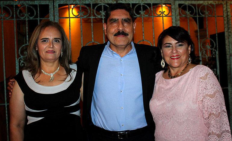 Janeth Mazzoni, Rubén Rodríguez Corea, Guisela Cárcamo Calderón.