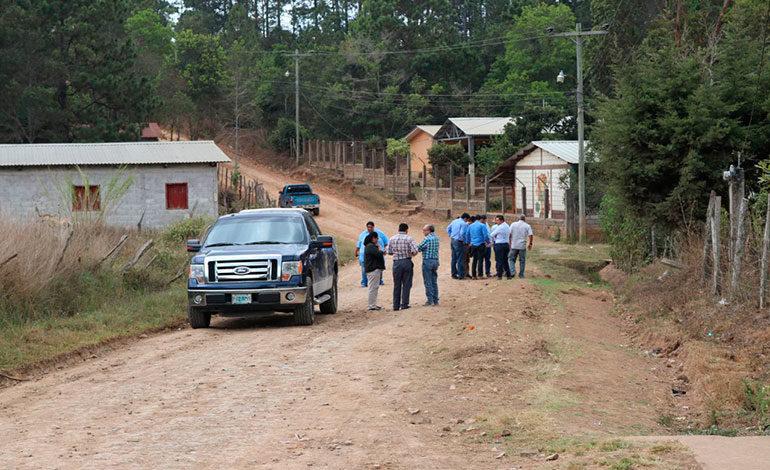 Coalianza analiza proyectos carreteros entre La Esperanza e Intibucá