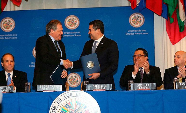 Honduras compartirá su experiencia exitosa en combate a la corrupción
