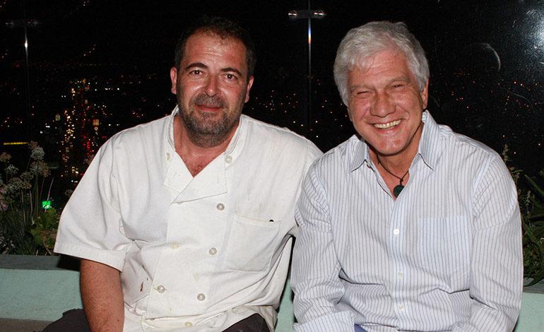 Arno Petizon y Juan José Castelli