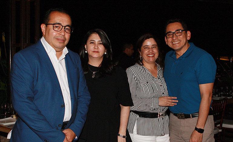 Arnoldo Pineda, Amalia Guzmán, Susana Ferrera, Juan Díaz