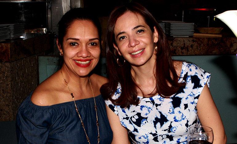 Emily Ordonez y Paula Deras