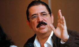 """Manuel Zelaya: """"Esperamos que en enero se reactive proceso de reformas electorales"""""""
