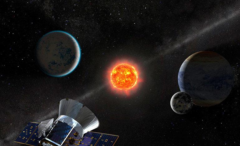 NASA lanzará un satélite 'cazador de planetas' (VIDEO)