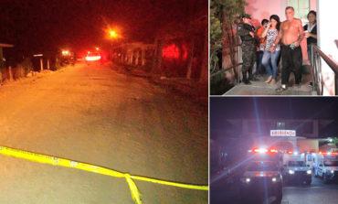 Tiroteo deja dos muertos y siete heridos en San Pedro Sula