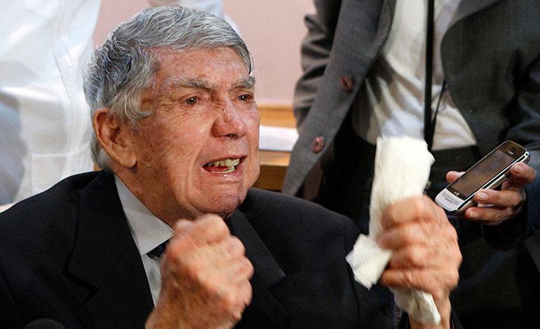 Muere Posada Carriles, militante anticastrista cubano