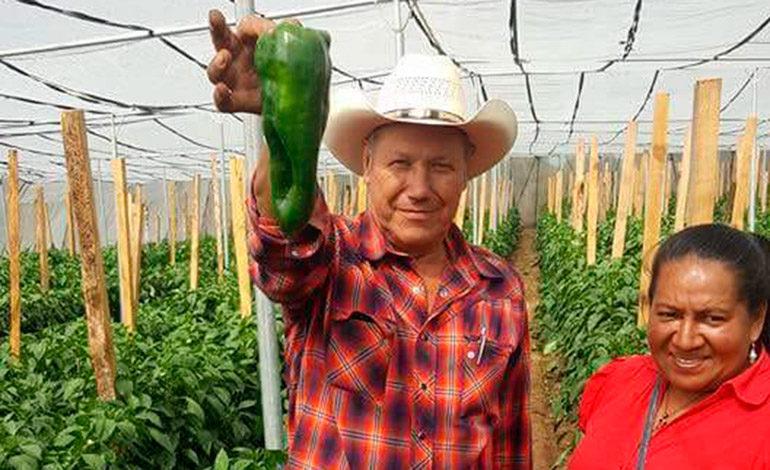 Alcaldía apoya producción agrícola y el turismo rural
