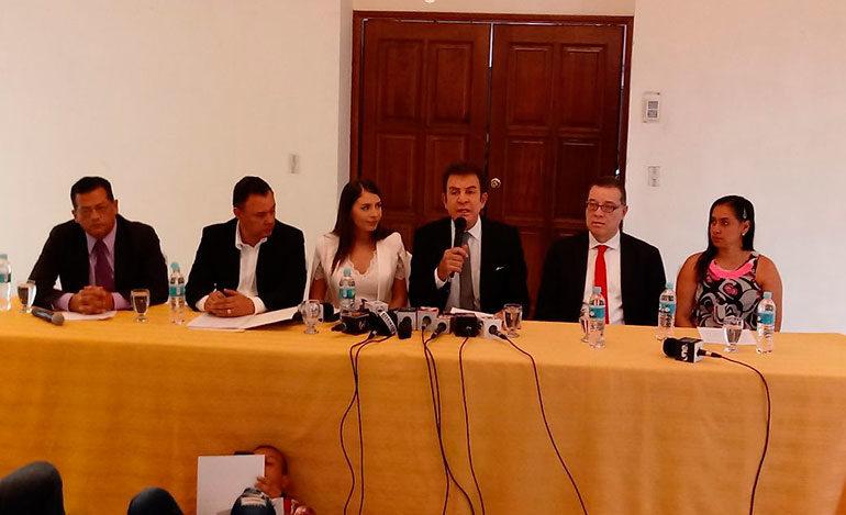 Salvador Nasralla creará otro partido y retomará el diálogo