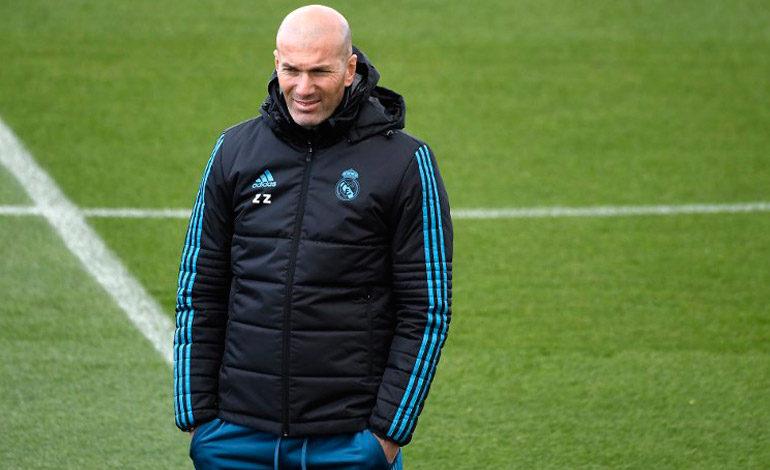 Zidane: Soy y siempre he sido seguidor del Olympique de Marsella