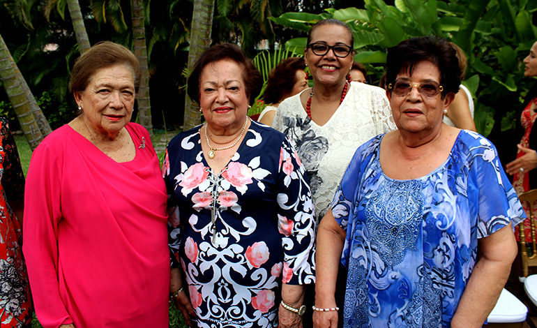 Damas Guadalupanas celebran Día de la Madre