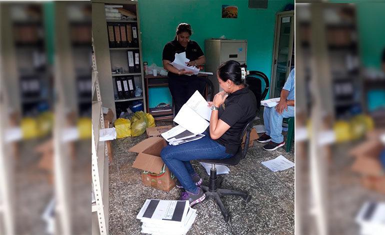 ATIC secuestra documentos de la alcaldía de Morocelí, El Paraíso