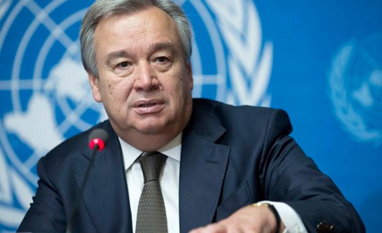 """Guterres considera """"impactante"""" el número de abusos documentados en Venezuela"""