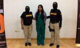 Enfermera del HEU queda presa por tres delitos