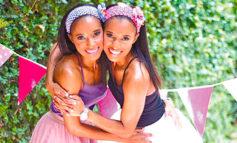 Elaine y Lyanne, gemelas comparten todo, menos novio