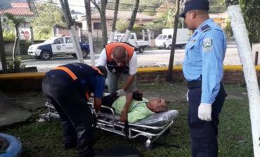 Tiroteo entre guardias deja un herido en pleito por botellón de agua