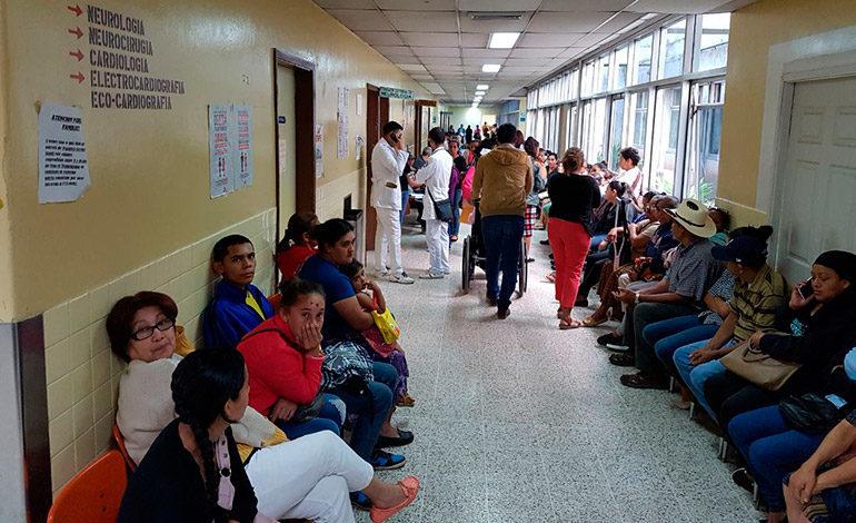 Hospital Escuela elimina cobros a pacientes por servicios de salud