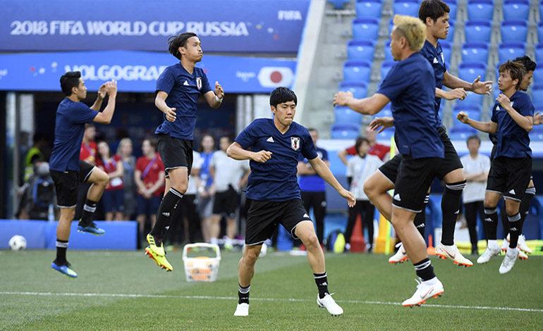 Japón solo espera empate para seguir