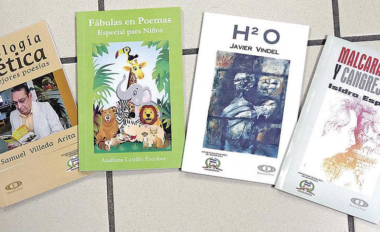 A cargo de la Sociedad Literaria de Honduras: Nuevas obras en circulación