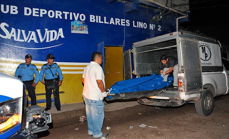 DPI afirma que los homicidios bajaron un 15.47% en Honduras