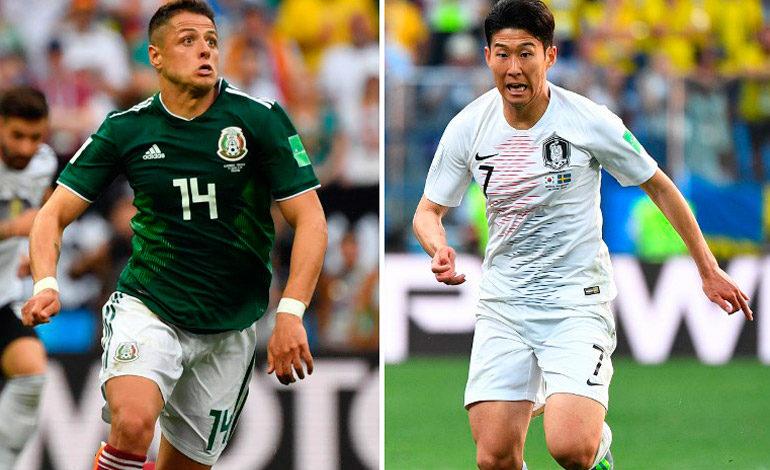 México mira hacia los octavos ante una Corea obligada a reaccionar