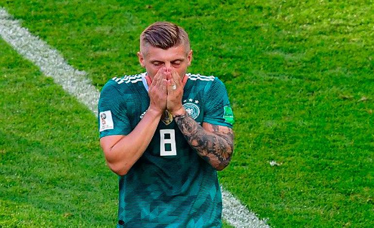 Kroos: No tomamos el partido como si fuera una final y sí lo era
