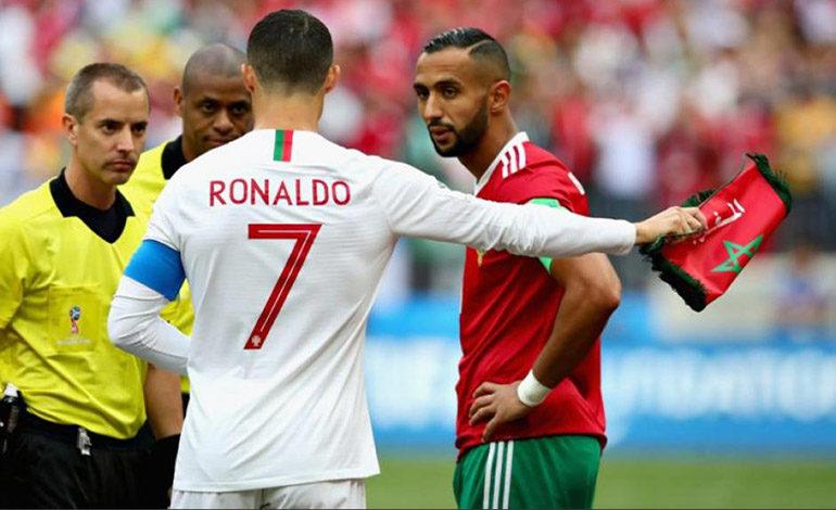 Fifa asegura que colegiado Geiger no pidió la camiseta de Cristiano