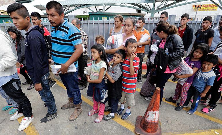 Reúnen 522 niños tras separaciones fronterizas