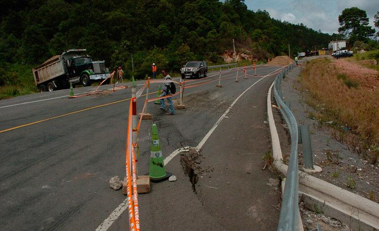 En agosto inicia reparación de carretera a Danlí