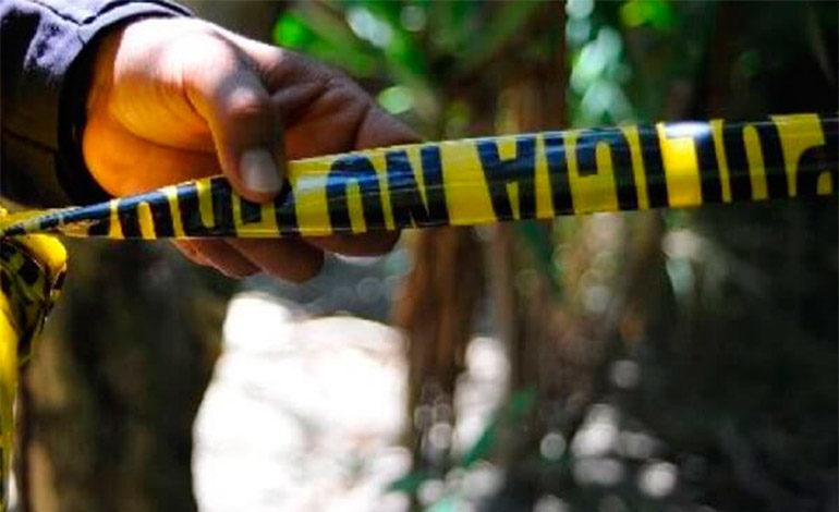 Encuentran cadáver encostalado al norte de Tegucigalpa