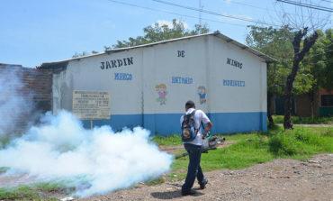 Masiva campaña contra zancudos en Choluteca