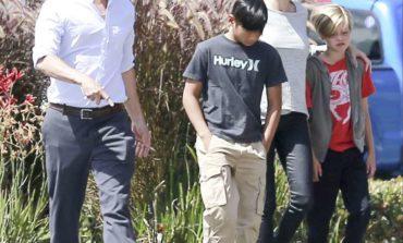 Hijos de Angelina Jolie deberán visitar a psicólogos