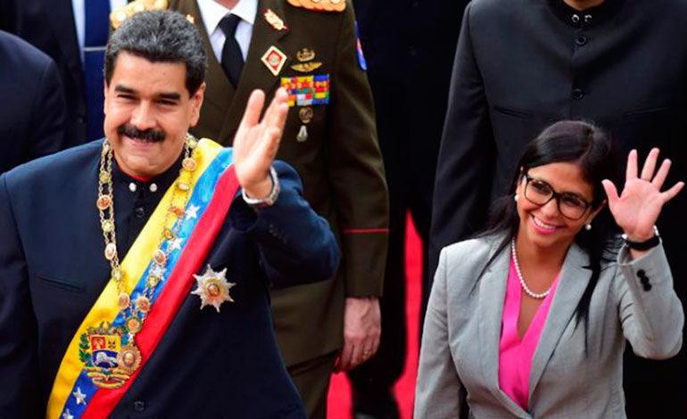 Maduro nombra a presidenta Constituyente como nueva vicepresidenta del país