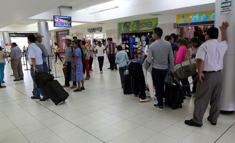 Aerolíneas cancelan vuelos entre Honduras y Guatemala, por segundo día consecutivo