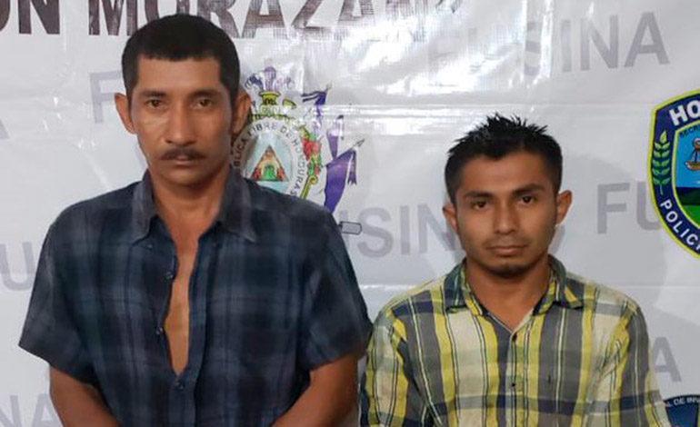Capturan a dos hermanos por rapto y violación de una menor