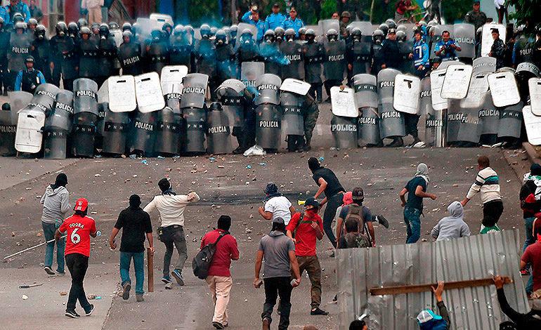 OACNUDH alienta a investigar violaciones a derechos humanos