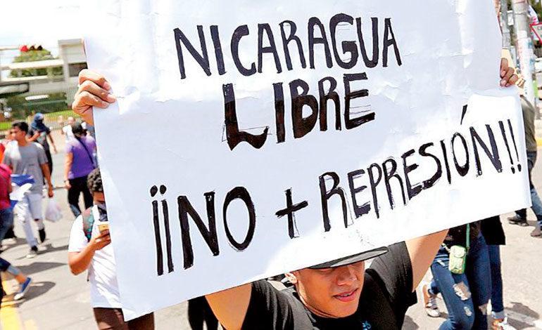 """La CIDH alerta de una """"nueva etapa de represión"""" en Nicaragua con más ataques"""