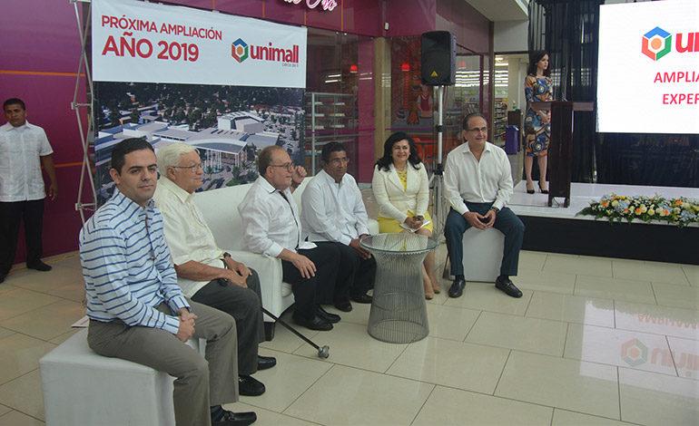 """Con ampliación de """"mall"""" crearán más de 3,000 empleos"""