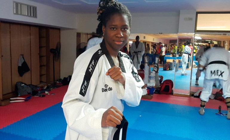 Taekwondo: Keyla Ávila da primera medalla a Honduras