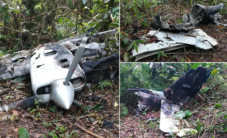 Encuentran otras tres avionetas incineradas en Brus Laguna