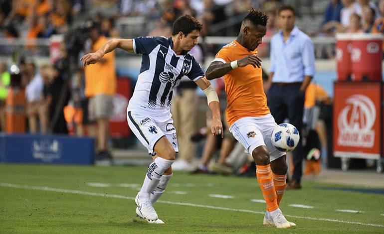 Hondureños del Dynamo cayeron ante Monterrey