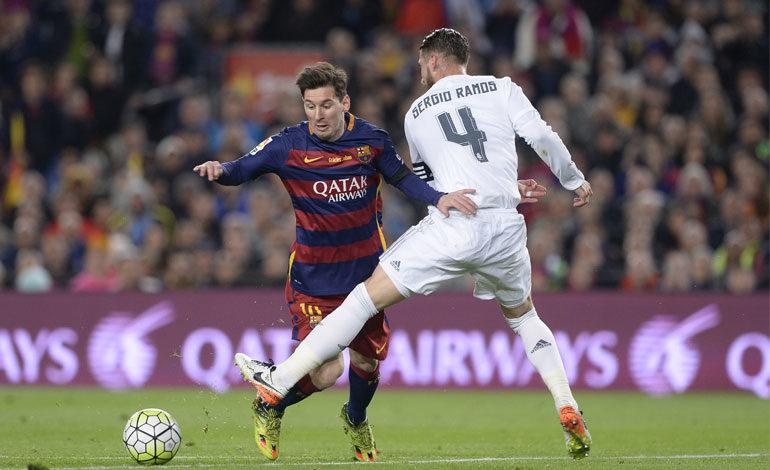 El primer clásico Barcelona-Madrid será en octubre