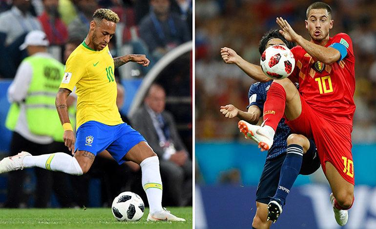 "El Mundial vuelve mañana con cuartos ""calientes"""