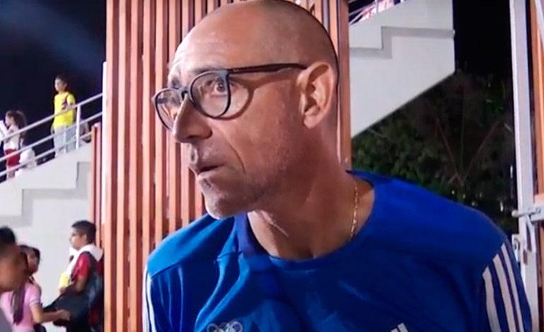 """Técnico de Costa Rica: """"Con Honduras será una final"""""""