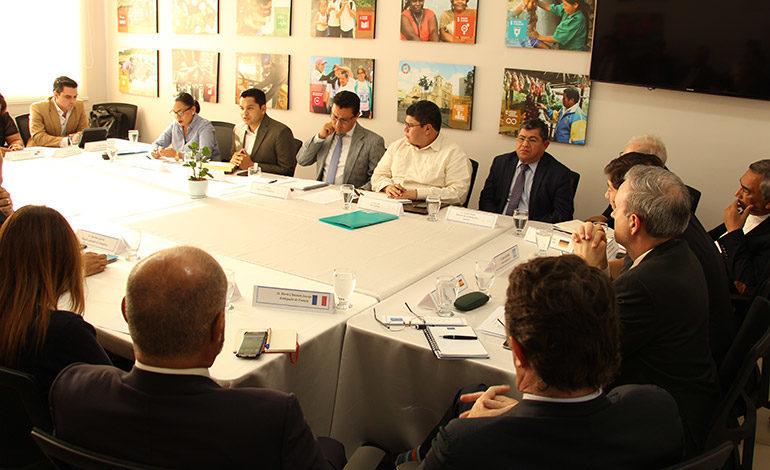 Partido Nacional pide incorporación de su presidente al diálogo