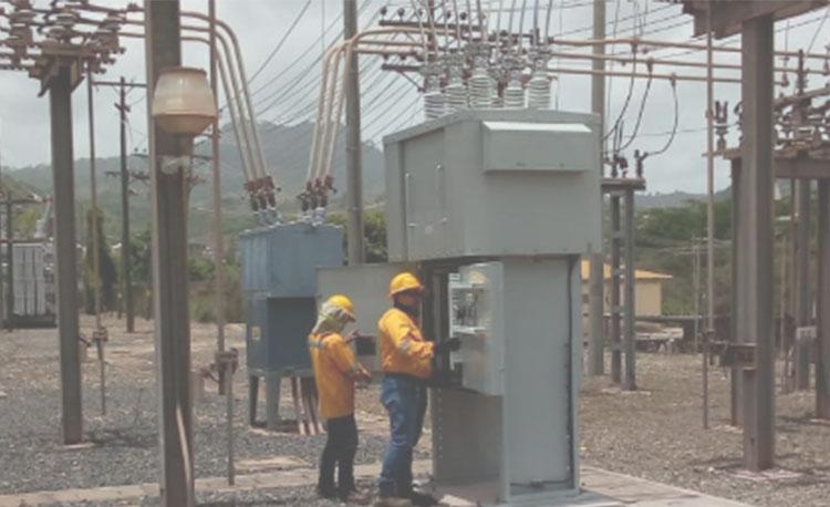 Reemplazan equipo obsoleto para mejorar distribución de energía